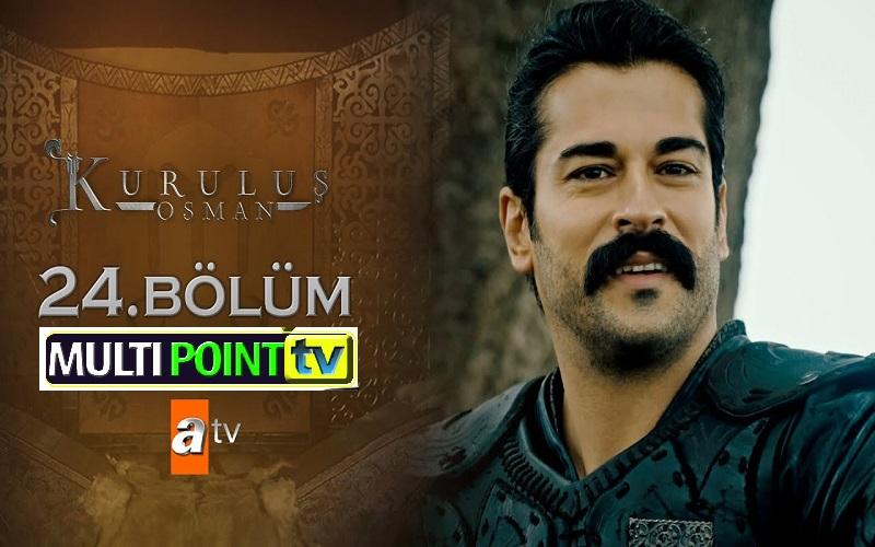 Kurulus Osman Episode 24 English Subtitles