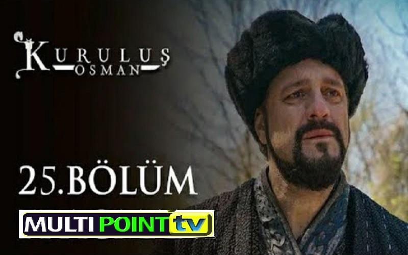 Kurulus Osman Episode 25 English Subtitles
