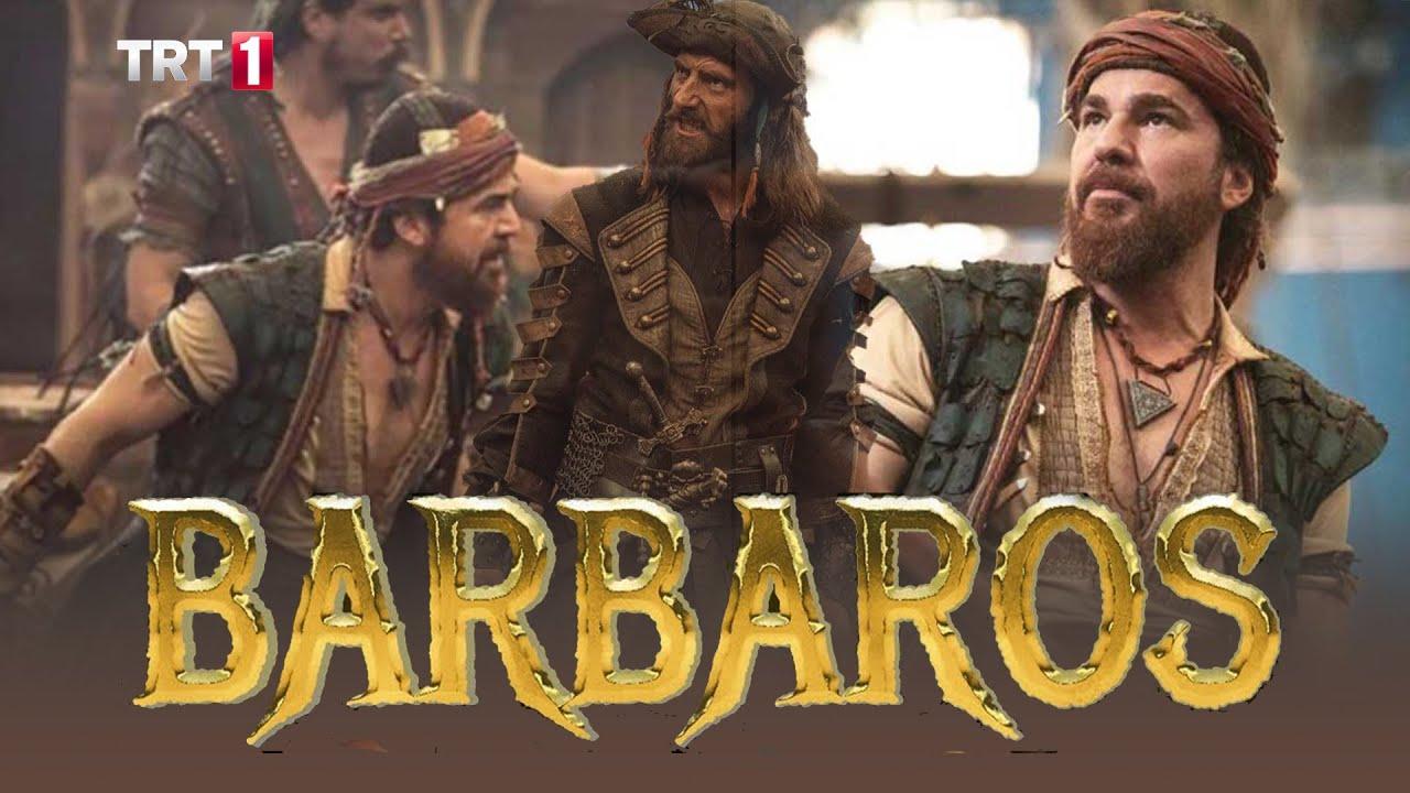 Barbaroslar English Subtitles Episode 1